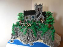 05 chateau lego castle