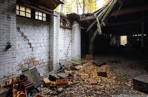 09 batiments abandonne russie