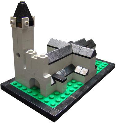 30 chateau lego castle