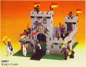 31 chateau lego castle