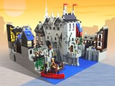35 chateau lego castle