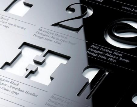 design objet typo
