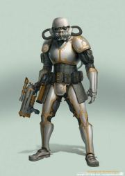 steampunk star wars stormtrooper