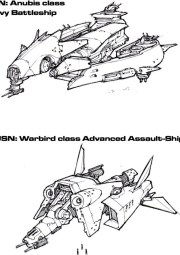 115-vaisseaux design concept dessin