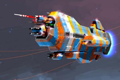 126-vaisseaux design concept dessin
