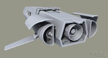 131-vaisseaux design concept dessin