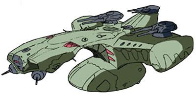 138-vaisseaux design concept dessin