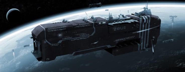 16-vaisseaux design concept dessin