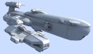 205-vaisseaux design concept dessin