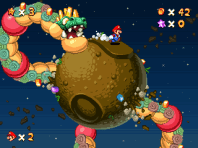 super mario galaxy 16 bits snes