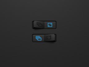 bouton interrupteurs design