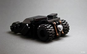 batmobile mini lego 2