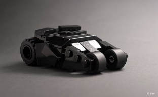 batmobile mini lego