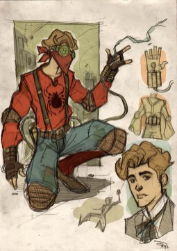 spider_man_steampunk_re_design_by_denism79