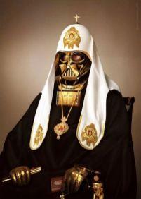 pape dark vador