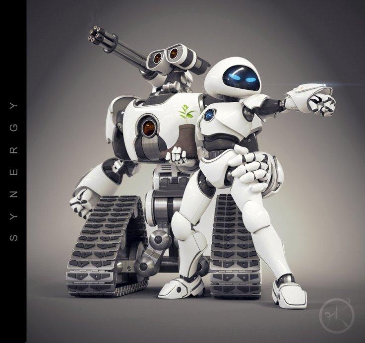 walle robot de guerre
