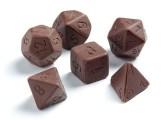 des en chocolat