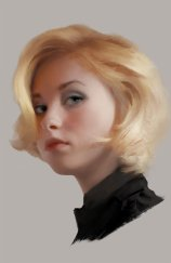 ilikeyoursensitivity-dessin fille blonde