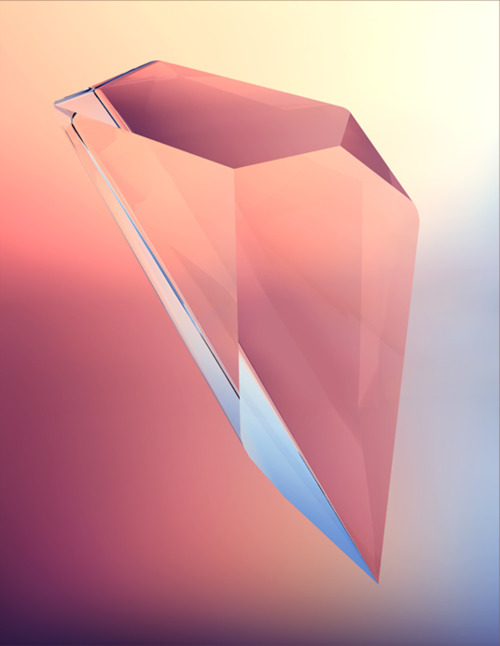 cristal rose