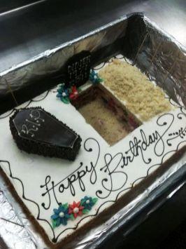 gateau anniversaire tombe