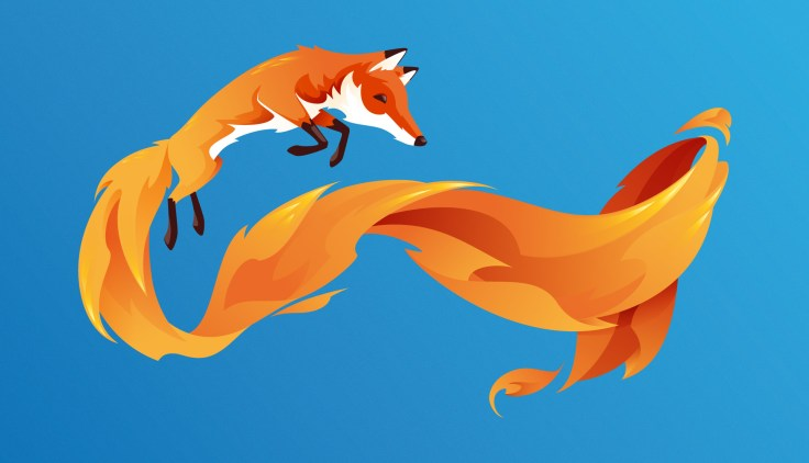 firefox the leap