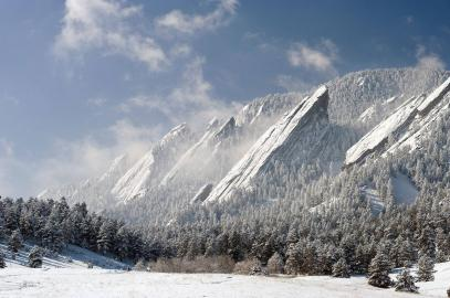 montagne dessin