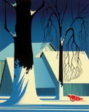 eyvind-earle turquoise-1983