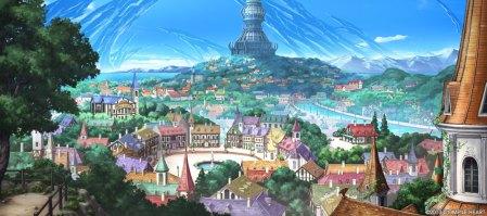 fairy-fencer-ville dessin