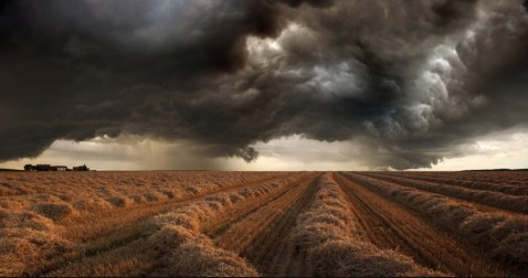 orage champ