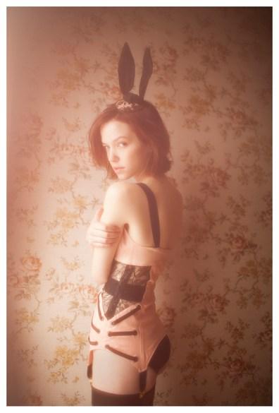 Corrie playmate bunny
