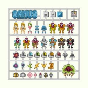 samus-kit pixel art