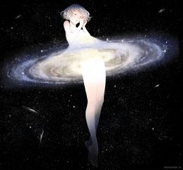 jupe galaxie