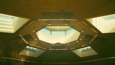 plafond vaisseau spatial