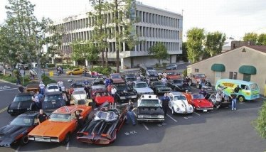 voitures series tv films
