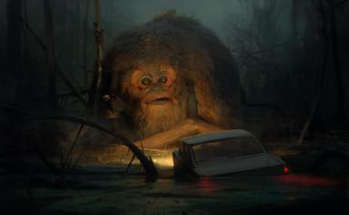 Jozin-z-Bazin monstre dessin