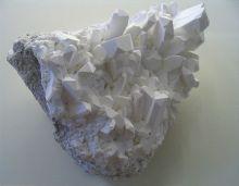 Borax crystal
