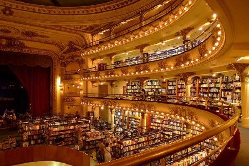 bibliotheque theatre