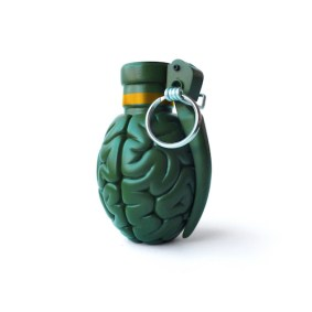 grenade cerveau