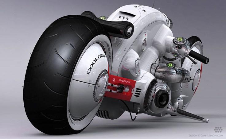 Daniel Simon design futuristic 7