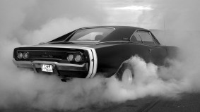 burn dodge charger