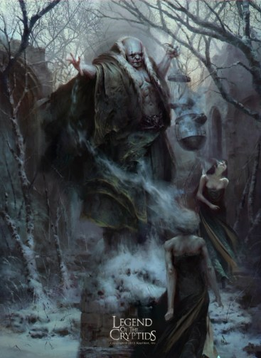 Legends of the Cryptids 9
