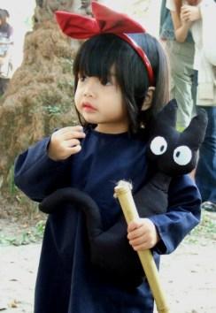 cosplay petite fille kiki