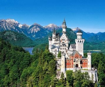 Neuschwanstein-chateau allemagne