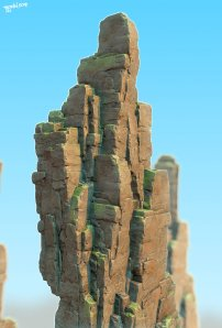 jonas-ronnegard-3d pierre