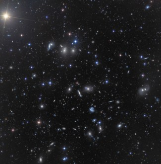 Abell 2151 galaxy cluster