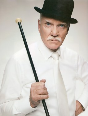 Malcolm McDowell - Orange Mecanique