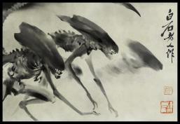 estampes alien