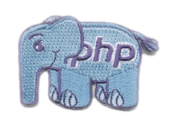 php-patch logo elephant