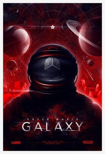 super mario galaxy reel