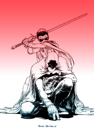 robin epee batman